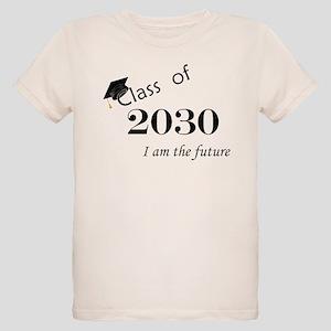 Born in 2012/Class of 2030 Organic Kids T-Shirt