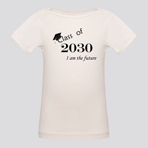 Born in 2012/Class of 2030 Organic Baby T-Shirt