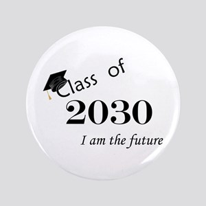 "Born in 2012/Class of 2030 3.5"" Button"