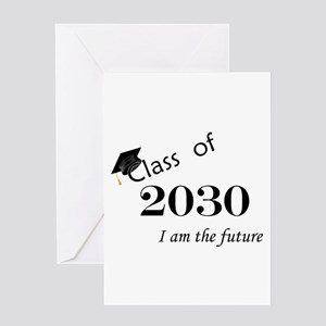 Born in 2012/Class of 2030 Greeting Card