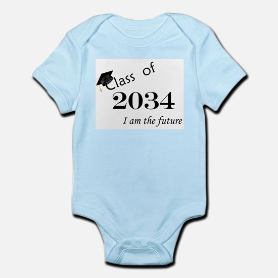 Born in 2012/College Class of 2034 Infant Bodysuit
