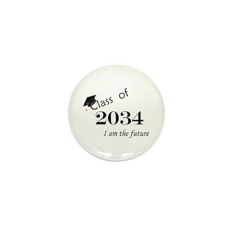 Born in 2012/College Class of 2034 Mini Button