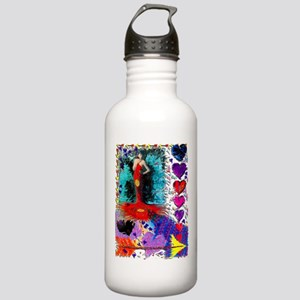 Queen of Hearts a Stainless Water Bottle 1.0L