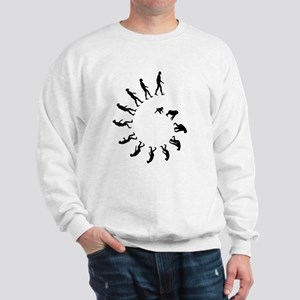 Evolution Spiral Sweatshirt