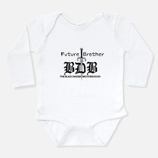 Future BDB Brother Long Sleeve Infant Bodysuit