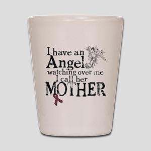 Multiple Myeloma Mother Angel Shot Glass