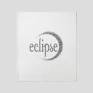 Sparkly Eclipse Throw Blanket