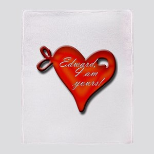 Edward I'm Yours Throw Blanket