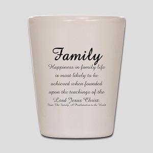 Family Shot Glass