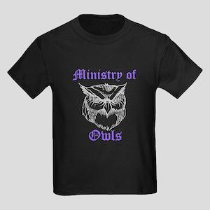 Ministry of Owls Kids Dark T-Shirt