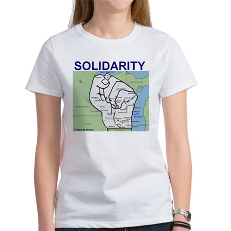 WI_solidarity3 T-Shirt