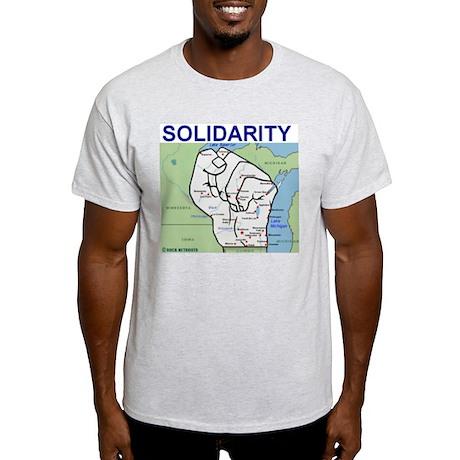 WI_solidarity3 T-Shirt