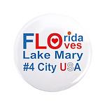 "Florida 3.5"" Button (100 pack)"