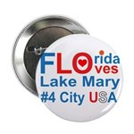 "Florida 2.25"" Button (100 pack)"