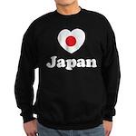 Love Japan Sweatshirt (dark)
