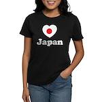 Love Japan Women's Dark T-Shirt