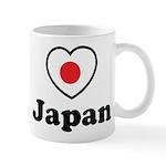Love Japan Mug
