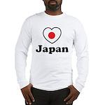 Love Japan Long Sleeve T-Shirt
