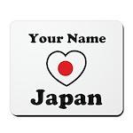 Personal Japan Mousepad