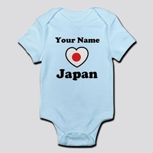 Personal Japan Infant Bodysuit