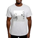 Monkey Bars (no text) Light T-Shirt