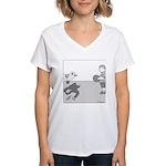 Monkey Bars (no text) Women's V-Neck T-Shirt
