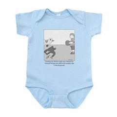 Monkey Bars Infant Bodysuit