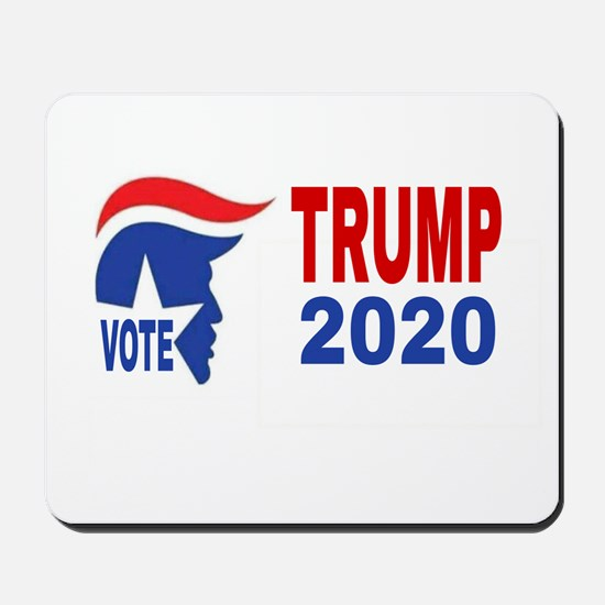 VOTE TRUMP 2020 Mousepad