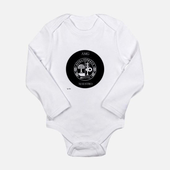 AMG Maestro Long Sleeve Infant Bodysuit