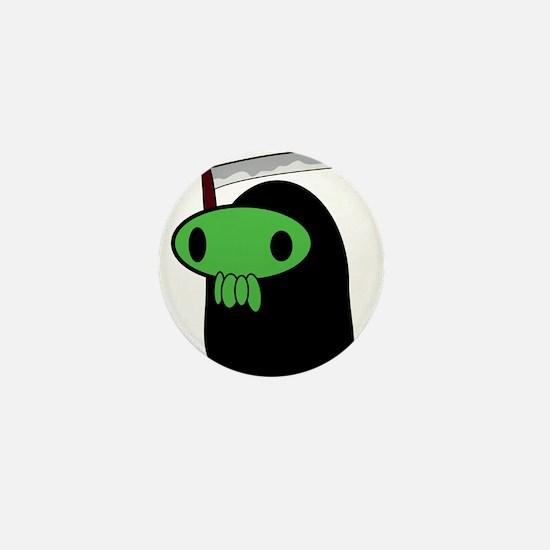 Death Cthulhu Mini Button