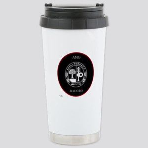 AMG Maestro RedLine Stainless Steel Travel Mug
