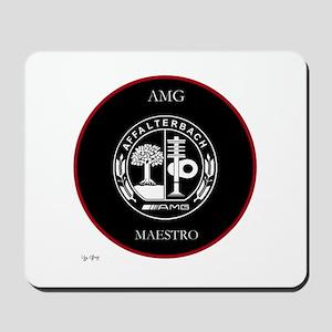AMG Maestro RedLine Mousepad