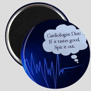 Cardiologist's Diet Magnet