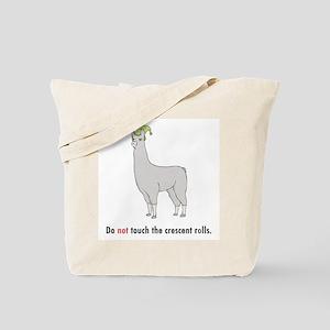 Crescent Rolls Tote Bag