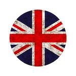 Grunge UK Flag 3.5