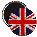 Grunge UK Flag 2.25