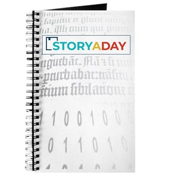 Storyaday Blank Journal