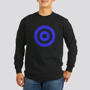 Create Your Own Long Sleeve Dark T-Shirt