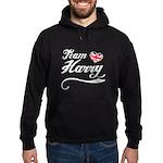 Team Harry Hoodie (dark)