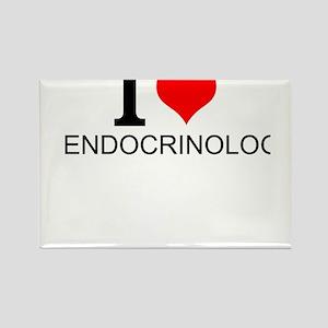 I Love Endocrinology Magnets
