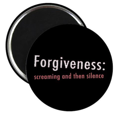 Forgiveness Magnet