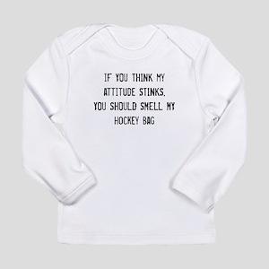 Attitude (Bag) Long Sleeve Infant T-Shirt