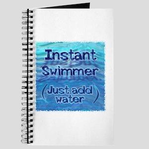 Instant Swimmer Journal