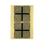 Celtic Square Cross Rectangle Magnet