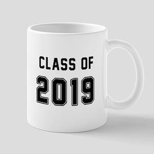 Class of 2019 Black Mugs