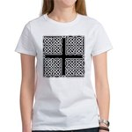 Celtic Square Cross Women's T-Shirt