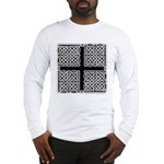 Celtic Square Cross Long Sleeve T-Shirt