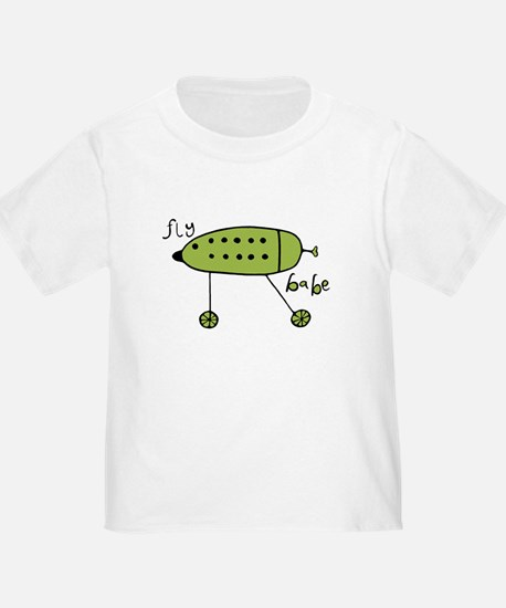 Green Fly Babe T