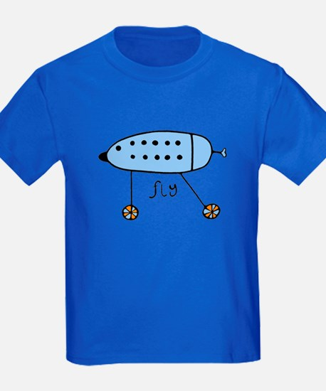 Blue Fly Babe T