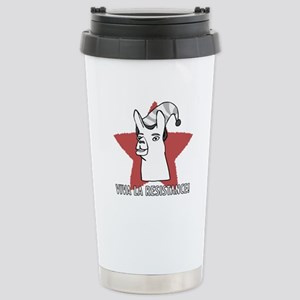 Resistance Stainless Steel Travel Mug